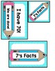 I Have Who Has? 7 Multiplication Facts