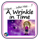 I Have . . . Who Has . . ? A Wrinkle in Time