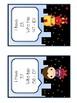 I Have Who Has - ALADDIN  - Ten More Ten Less - Math Folder Game