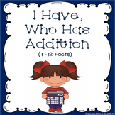 I Have, Who Has Addition!