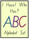 I Have! Who Has? Alphabet