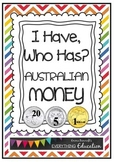 Australian Money I Have, Who Has?