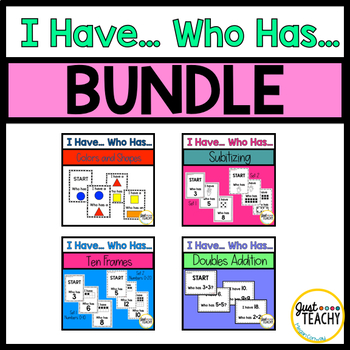 I Have, Who Has, BUNDLE