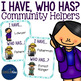 I Have, Who Has... Bundle: Community Helpers, Calming Strategies, and Emotions!