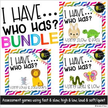 I Have, Who Has? Bundled Set-Bright