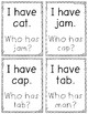 I Have, Who Has - CVC Words