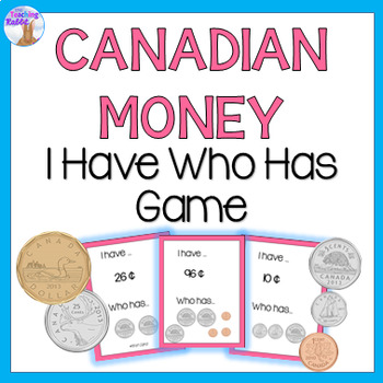 Canadian Money Game