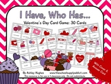 I Have, Who Has Card Game: Valentine's Day {A Hughes Design}