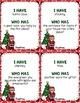 I Have, Who Has: Christmas Edition