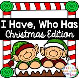 Christmas I Have, Who Has