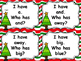 Christmas Sight Word Game I Have Who Has?