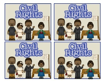 I Have, Who Has Civil Rights Movement