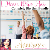 I Have Who Has - Complete Rhythm Practice Bundle!