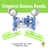 I Have, Who Has Complete Science Bundle