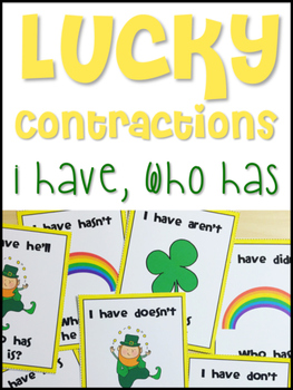 St. Patrick's Day Contractions