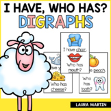 I Have, Who Has-Digraphs