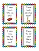 I Have, Who Has? Digraphs Edition