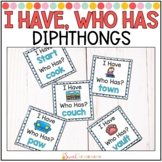 I Have, Who Has Diphthongs