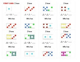 I Have, Who Has - Dominoes - sums to 10