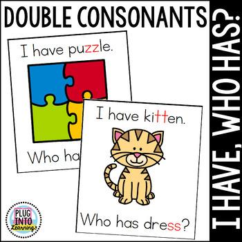 I Have, Who Has? Double Consonants