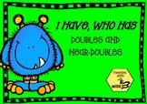 I Have, Who Has - Doubles and Near-Doubles