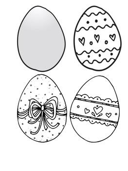 I Have Who Has Easter Egg Hunt Game Digraphs