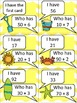 I Have Who Has {Expanded Form} Addition - Beach - Summer - Number Corner Math