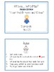 I Have Who Has - FROZEN - Ten More Ten Less - Math Folder Game