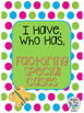 I Have, Who Has, Factoring Bundle
