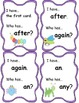 I Have, Who Has? First Grade Edition - Bug Theme
