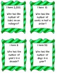 I Have, Who Has Fun Math Facts- A whole class math game!