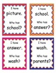 I Have, Who Has Game (2nd Grade Reading Street Unit 3)