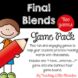 Final Blends Game Pack