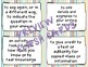 Skills for Academic Work: 26 Important Words in game and flash card formats