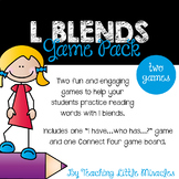 L Blends Game Pack