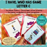 I Have, Who Has Game - Letter C