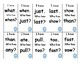 I Have, Who Has? Game for SnapWords List B