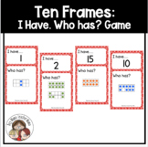 I Have...Who Has? Ten Frames Game to 20