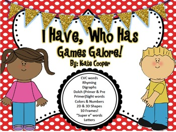 Games Galore!