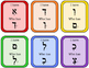 I Have Who Has - Hebrew Kriyah activity with CHIRIQ