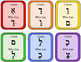 I Have Who Has - Hebrew Kriyah activity with PATACH