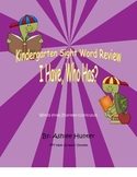 I Have, Who Has Kinder Sight Words Review