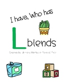 I Have, Who Has L Blends