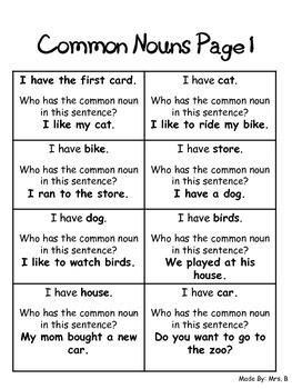 I Have, Who Has Language Arts Bundle Grades 1-3