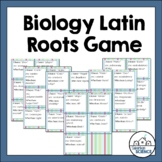 """""""I Have, Who Has"""" Latin Biology Roots Review"""