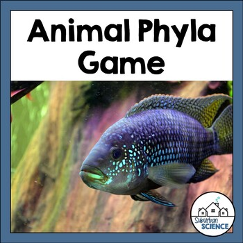 """""""I Have, Who Has"""" Game: Animal Phyla & Classes"""
