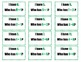 I Have, Who Has? Math Addition Cards (Set 2)