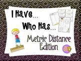 Measurement Metric Distance