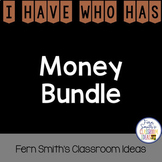 I Have Who Has Game Money Bundle