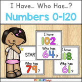 I Have... Who Has...? Numbers 0-120
